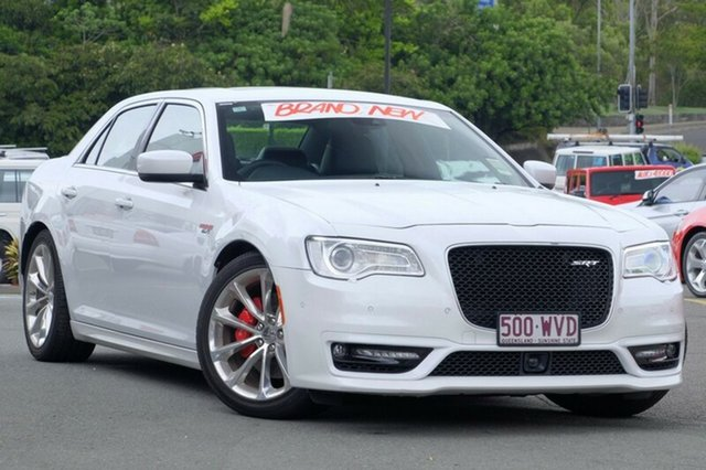 Used Chrysler 300 SRT Core E-Shift, Indooroopilly, 2016 Chrysler 300 SRT Core E-Shift Sedan