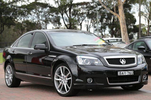 Used Holden Caprice, Warwick Farm, 2006 Holden Caprice Sedan