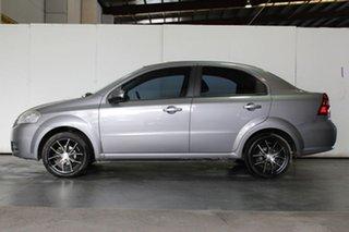 2010 Holden Barina Sedan.