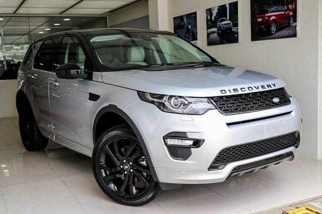 New Land Rover Discovery Sport TD4 HSE Luxury, Brookvale, 2017 Land Rover Discovery Sport TD4 HSE Luxury Wagon