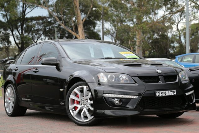 Used Holden Special Vehicles Clubsport R8, Warwick Farm, 2011 Holden Special Vehicles Clubsport R8 Sedan