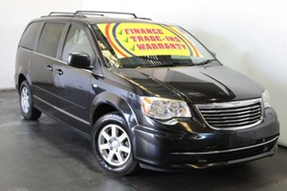 2012 Chrysler Grand Voyager LX Wagon.