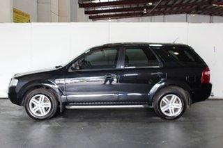 2007 Ford Territory Ghia (4x4) Wagon.
