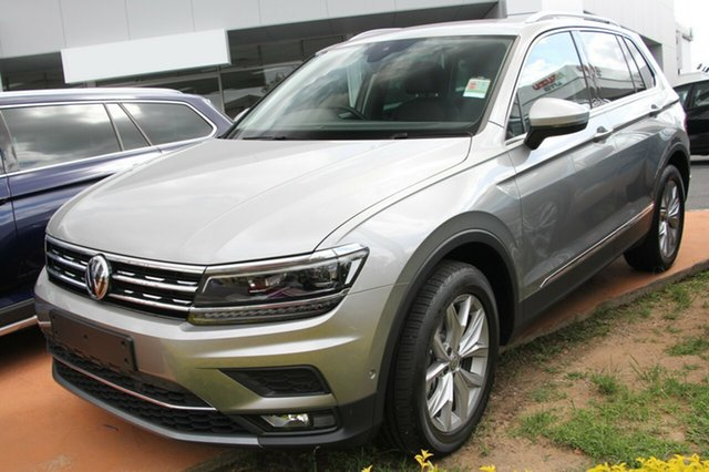 New Volkswagen Tiguan 162TSI DSG 4MOTION Highline, Indooroopilly, 2019 Volkswagen Tiguan 162TSI DSG 4MOTION Highline Wagon