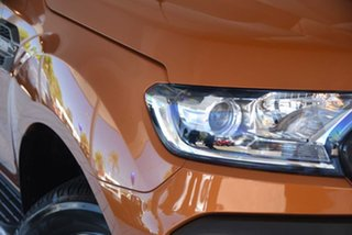 2017 Ford Ranger Wildtrak Double Cab Utility.