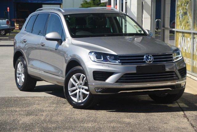 New Volkswagen Touareg 150TDI Tiptronic 4MOTION Element, Southport, 2017 Volkswagen Touareg 150TDI Tiptronic 4MOTION Element Wagon