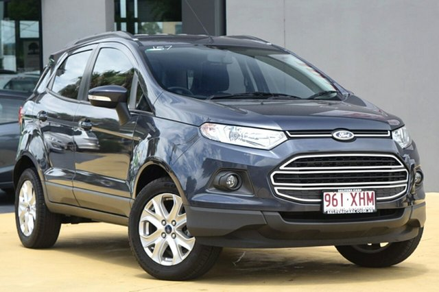 Used Ford Ecosport Trend PwrShift, Indooroopilly, 2014 Ford Ecosport Trend PwrShift Wagon