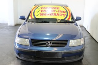 1998 Volkswagen Passat 1.8 20V Sedan.