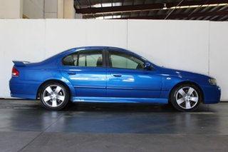 2006 Ford Falcon XR6 Sedan.