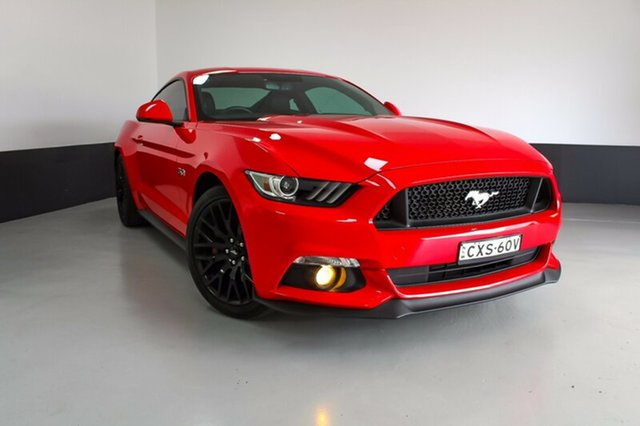 Used Ford Mustang GT Fastback, Rutherford, 2016 Ford Mustang GT Fastback Fastback