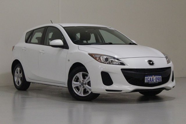 Used Mazda 3 Neo, Bentley, 2012 Mazda 3 Neo Hatchback