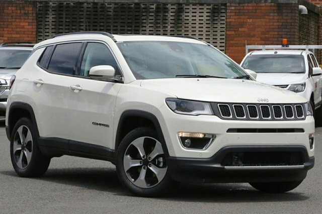 New Jeep Compass Limited, Indooroopilly, 2018 Jeep Compass Limited Wagon