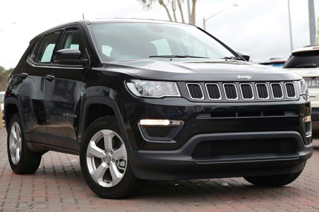 Discounted Demonstrator, Demo, Near New Jeep Compass Sport FWD, Southport, 2017 Jeep Compass Sport FWD SUV