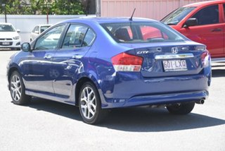 2009 Honda City VTi Sedan.
