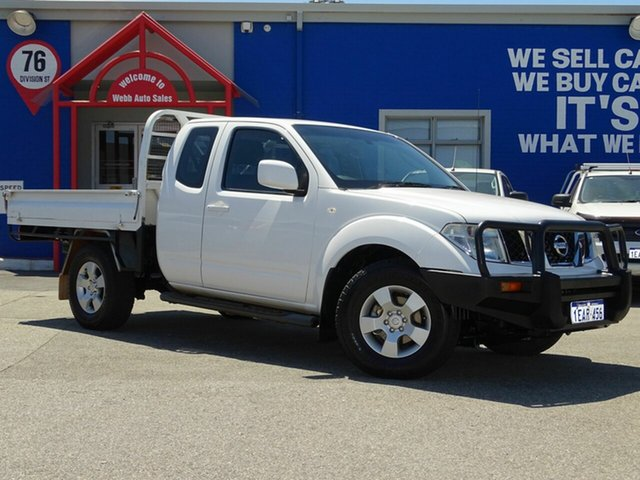 Discounted Used Nissan Navara ST-X King Cab, Welshpool, 2012 Nissan Navara ST-X King Cab Utility