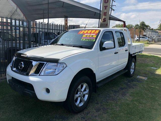 Discounted Used Nissan Navara ST (4x4), Toowoomba, 2013 Nissan Navara ST (4x4) Dual Cab Pick-up