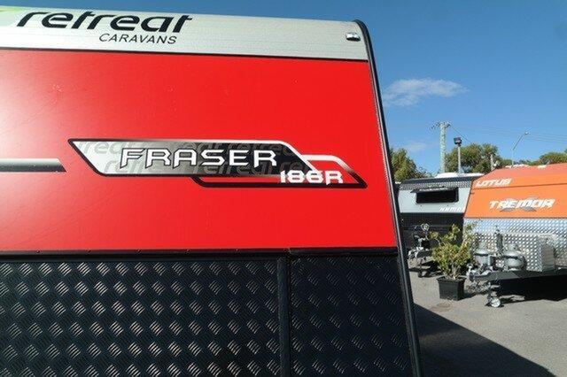 New Retreat Fraser 186R 2018 Model, Barragup, 2018 Retreat Fraser 186R 2018 Model Caravan