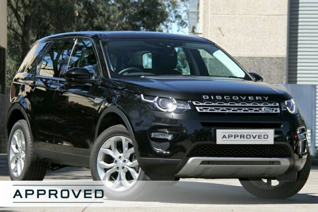 Used Land Rover Discovery Sport TD4 180 HSE 7 Seat, Concord, 2017 Land Rover Discovery Sport TD4 180 HSE 7 Seat Wagon