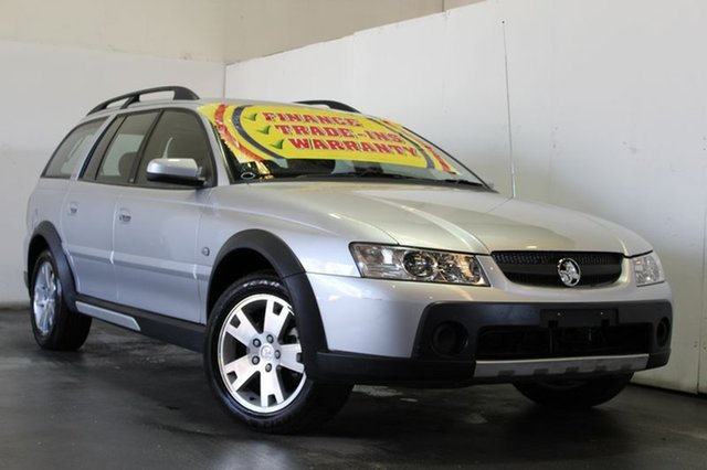 Used Holden Adventra CX6, Underwood, 2005 Holden Adventra CX6 Wagon