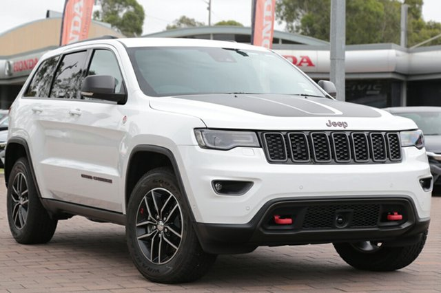Discounted New Jeep Grand Cherokee Trailhawk, Southport, 2017 Jeep Grand Cherokee Trailhawk SUV