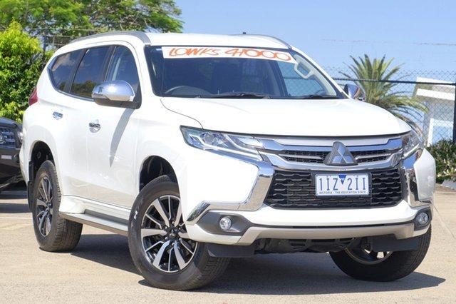 Used Mitsubishi Pajero Sport GLS, Moorooka, Brisbane, 2016 Mitsubishi Pajero Sport GLS Wagon