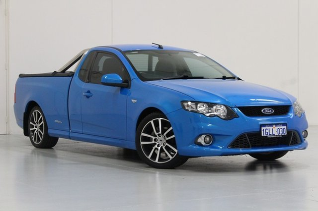 Used Ford Falcon XR6 Limited Edition, Bentley, 2011 Ford Falcon XR6 Limited Edition Utility