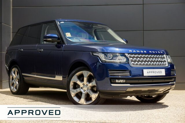 Used Land Rover Range Rover V8SC Autobiography, Geelong, 2017 Land Rover Range Rover V8SC Autobiography Wagon