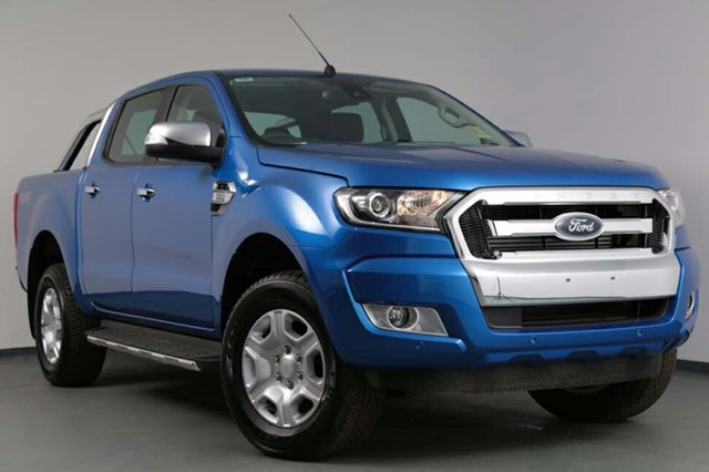 New Ford Ranger XLT Double Cab, Narellan, 2017 Ford Ranger XLT Double Cab Utility