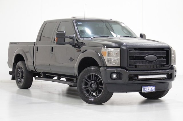 Used Ford F250 Power Stroke, Bentley, 2013 Ford F250 Power Stroke 4 x 4 Double Cab Utility