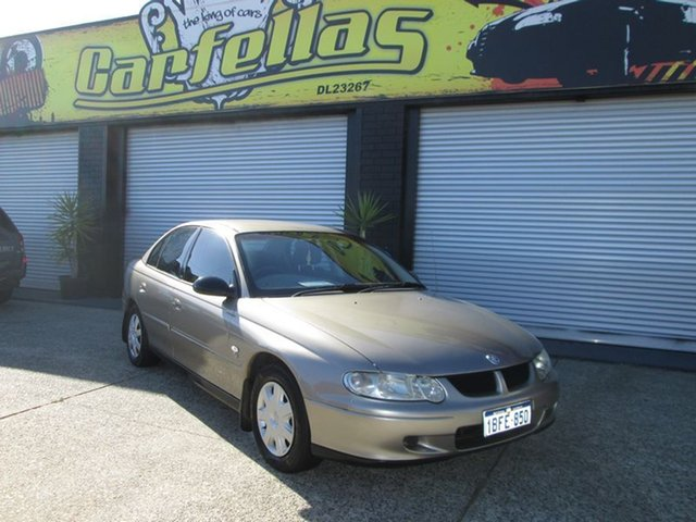 Used Holden Commodore Acclaim, O'Connor, 2002 Holden Commodore Acclaim Sedan