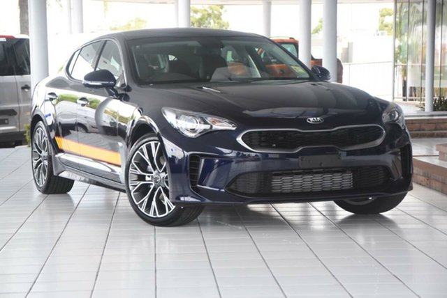 New Kia Stinger Rafa Signature Edition Fastback, Southport, 2017 Kia Stinger Rafa Signature Edition Fastback Sedan