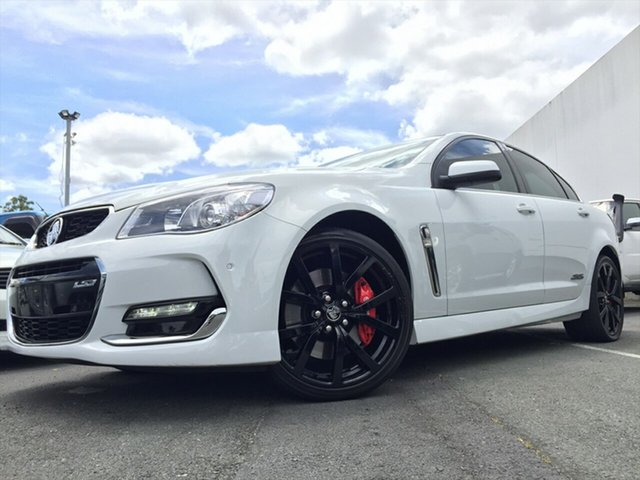 Used Holden Commodore SSV, Underwood, 2016 Holden Commodore SSV Sedan