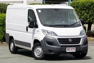 Demonstrator, Demo, Near New Fiat Ducato Low Roof SWB Comfort-matic, Acacia Ridge, 2016 Fiat Ducato Low Roof SWB Comfort-matic Series 6 Van
