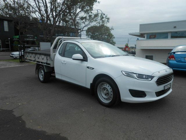 Used Ford Falcon Super Cab, Nowra, 2016 Ford Falcon Super Cab Cab Chassis