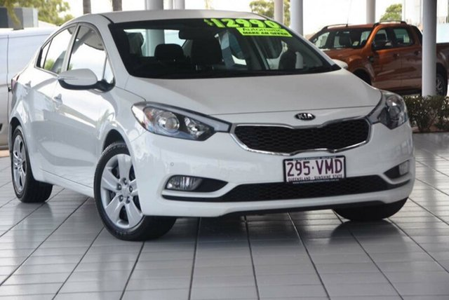 Discounted Used Kia Cerato S, Southport, 2013 Kia Cerato S Sedan