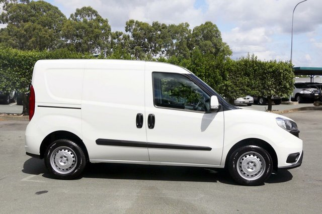 Demonstrator, Demo, Near New Fiat Doblo Low Roof SWB Comfort-matic, Acacia Ridge, 2017 Fiat Doblo Low Roof SWB Comfort-matic 263 Series 1 Van