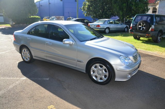 Used Mercedes-Benz C180 Kompressor Classic, Toowoomba, 2005 Mercedes-Benz C180 Kompressor Classic Sedan
