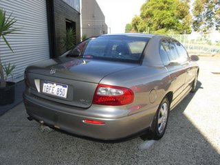 2002 Holden Commodore Acclaim Sedan.