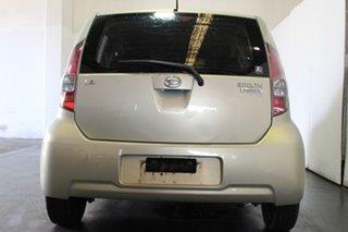 2005 Daihatsu Sirion SX Hatchback.