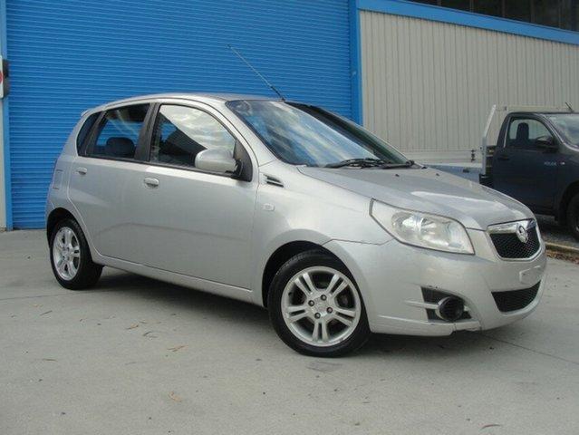 Used Holden Barina, Ashmore, 2008 Holden Barina Hatchback