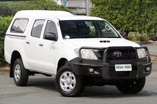 Used Toyota Hilux SR, Acacia Ridge, 2009 Toyota Hilux SR KUN26R MY10 Utility