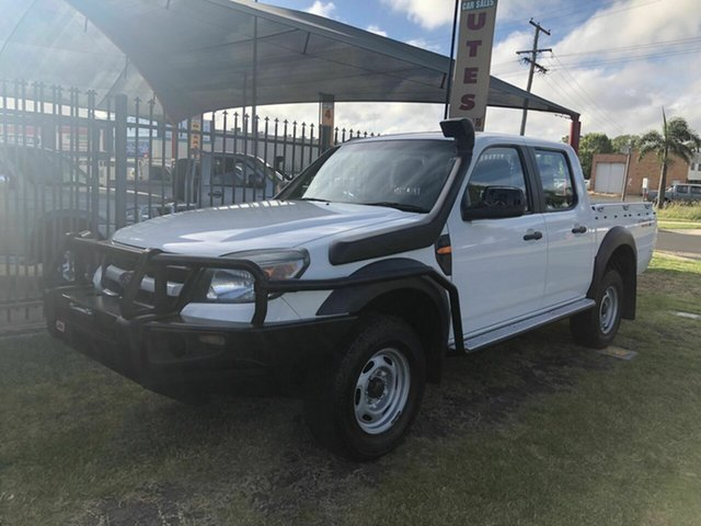 Discounted Used Ford Ranger XL (4x4), Toowoomba, 2010 Ford Ranger XL (4x4) Dual Cab Chassis