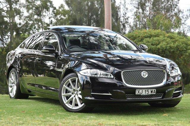 Used Jaguar XJ Premium LWB Luxury, Welshpool, 2013 Jaguar XJ Premium LWB Luxury Sedan