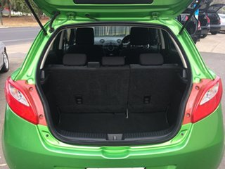 2008 Mazda 2 Genki Hatchback.