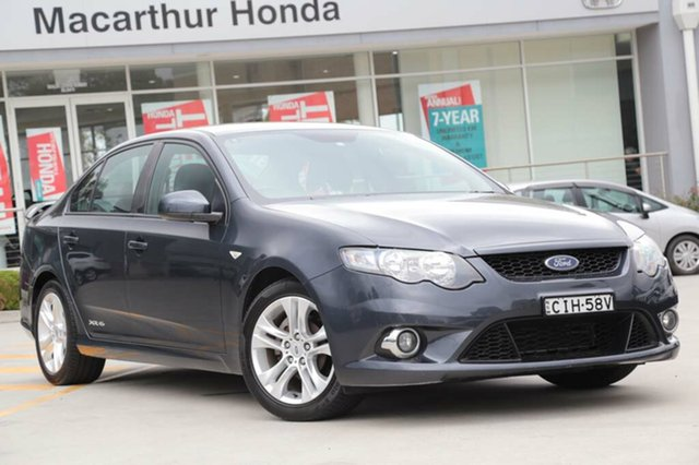 Used Ford Falcon XR6, Narellan, 2010 Ford Falcon XR6 Sedan