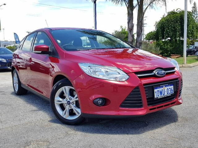 Used Ford Focus Trend PwrShift, Morley, 2012 Ford Focus Trend PwrShift Hatchback