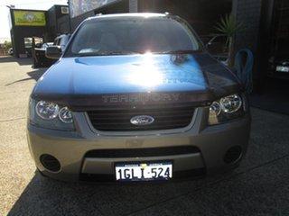 2007 Ford Territory Wagon.