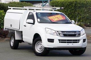 Used Isuzu D-MAX SX, Acacia Ridge, 2015 Isuzu D-MAX SX MY15 Cab Chassis