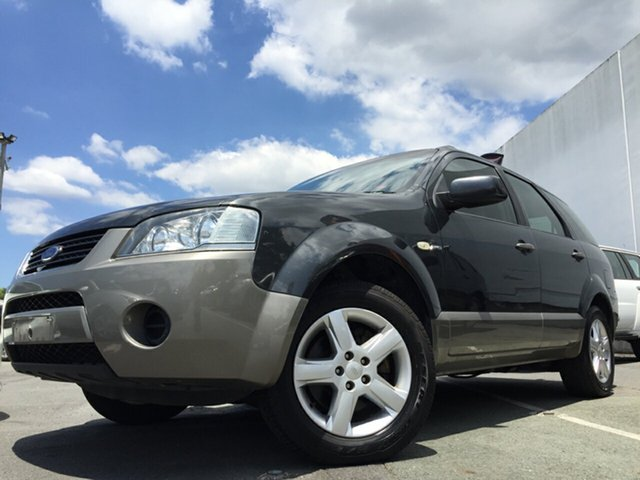 Used Ford Territory TS, Underwood, 2006 Ford Territory TS Wagon