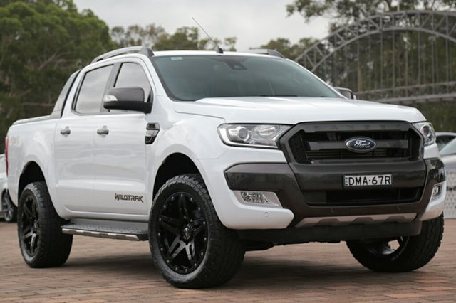 Used Ford Ranger Wildtrak Double Cab, Warwick Farm, 2016 Ford Ranger Wildtrak Double Cab Utility